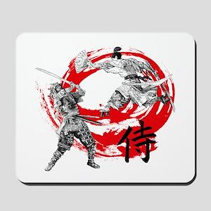 Samurai Warriors Mousepad