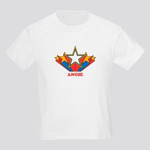 ANGIE superstar Kids Light T-Shirt
