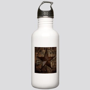 primitive texas lone Stainless Water Bottle 1.0L