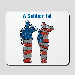 A Soldier 1st Mousepad