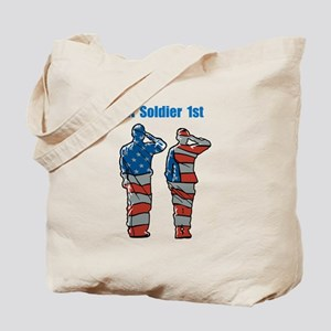 A Soldier 1st Tote Bag