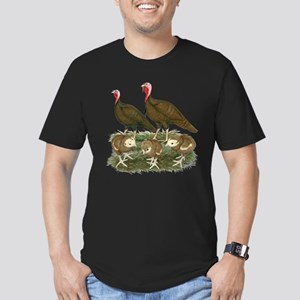 Turkeys Chocolate Family T-Shirt
