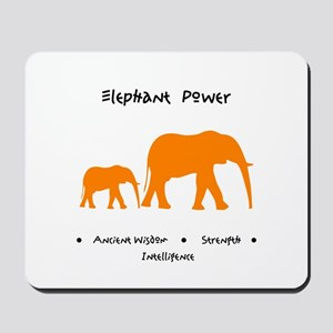 Elephant Totem Power Gifts Mousepad