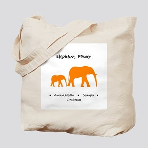 Elephant Totem Power Gifts Tote Bag
