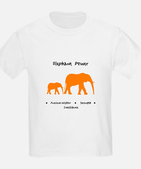 Elephant Totem Power Gifts T-Shirt