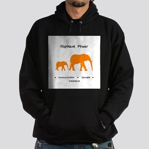 Elephant Totem Power Gifts Hoodie
