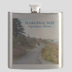 Ogunquit Marginal Way walkway Flask