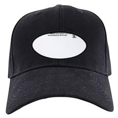 Post-Critical Baseball Hat
