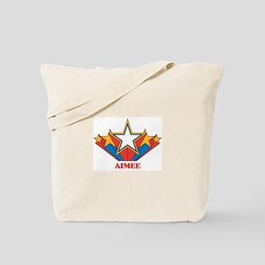AIMEE superstar Tote Bag