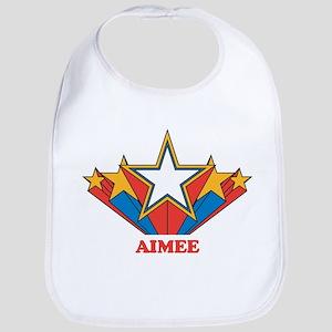 AIMEE superstar Bib