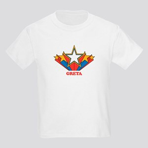 GRETA superstar Kids Light T-Shirt