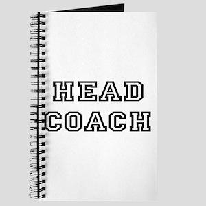 Head Coach Journal