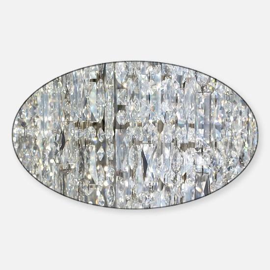 Unique Diamond Sticker (Oval)