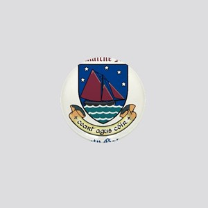Conmaicne Mara - County Galway Mini Button