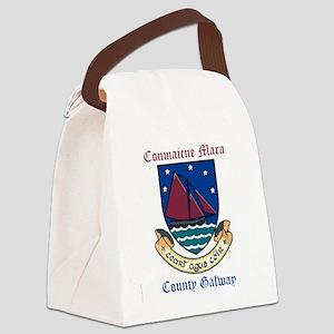 Conmaicne Mara - County Galway Canvas Lunch Bag