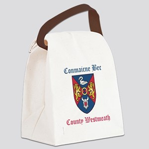 Conmaicne Bec - County Westmeath Canvas Lunch Bag