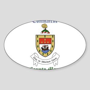Conmaicne - County Mayo Sticker
