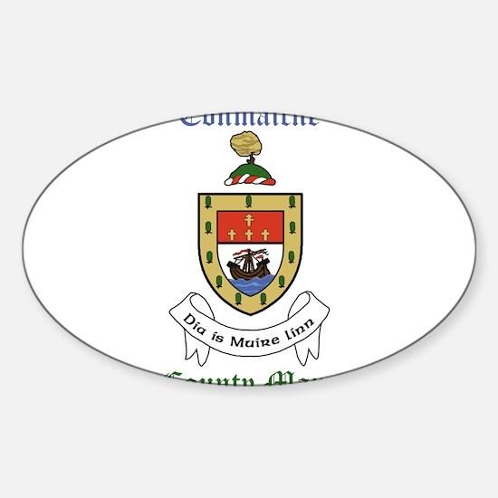 Conmaicne - County Mayo Decal
