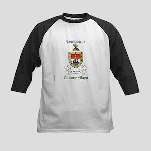 Conmaicne - County Mayo Baseball Jersey