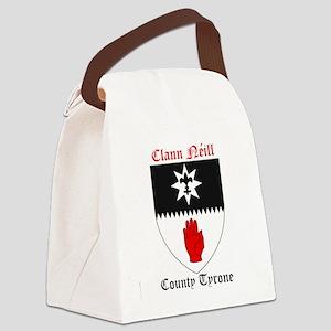 Clann Neill - County Tyrone Canvas Lunch Bag