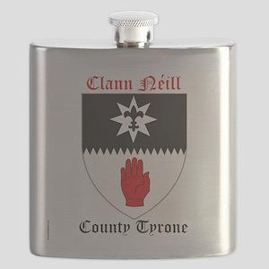 Clann Neill - County Tyrone Flask