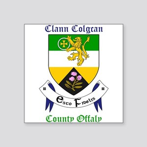 Clann Colgcan - County Offaly Sticker