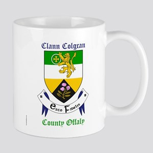 Clann Colgcan - County Offaly Mugs