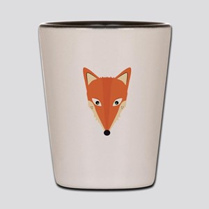 Cute Fox Shot Glass