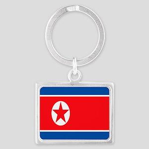 North Korea Keychains