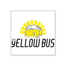 Little Yellow Bus 2 Sticker