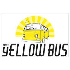 Little Yellow Bus 2 Poster Art