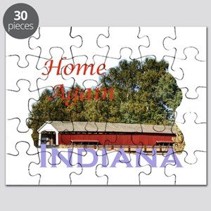 Home Again Indiana Puzzle