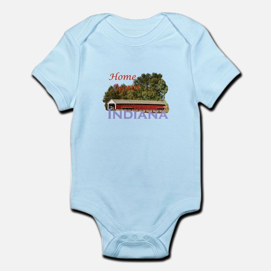 Home Again Indiana Body Suit