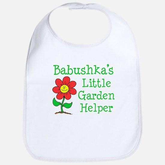 Babushka's Little Garden Helper Bib