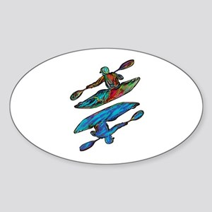 KAYAK Sticker