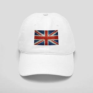 UK British Union Jack flag retro style 3:5 Cap