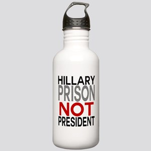 ANTI - Hillary PRISON Stainless Water Bottle 1.0L