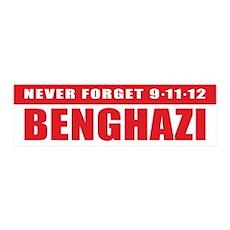 Benghazi Wall Decal