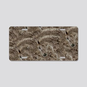 Appaloosa pattern Aluminum License Plate