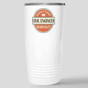civil engineer vintage Stainless Steel Travel Mug