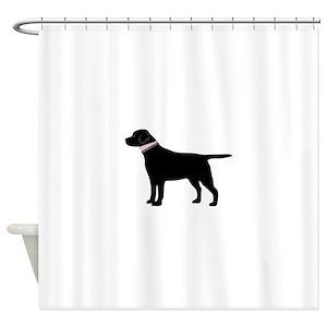 Dog Love Shower Curtains