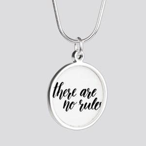There Are No Rules Necklaces