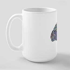 Brain change Large Mug