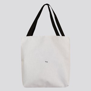 There Are No Rules Polyester Tote Bag