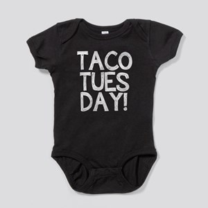 Taco Tuesday Funny Baby Bodysuit