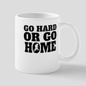 Go Hard Or Go Home BMX Mugs