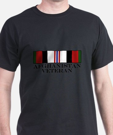 Cute Afghanistan campaign medal T-Shirt