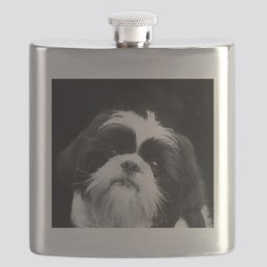 Shih Tzu Dog Flask