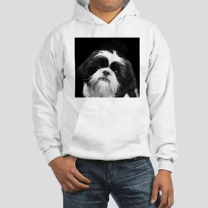 Shih Tzu Dog Hooded Sweatshirt