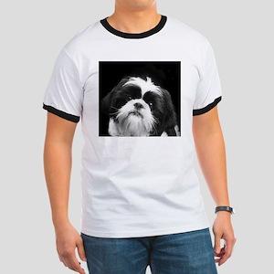 Shih Tzu Dog Ringer T